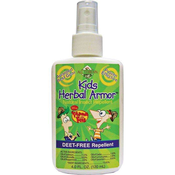 Best Natural Mosquito Repellent For Kids