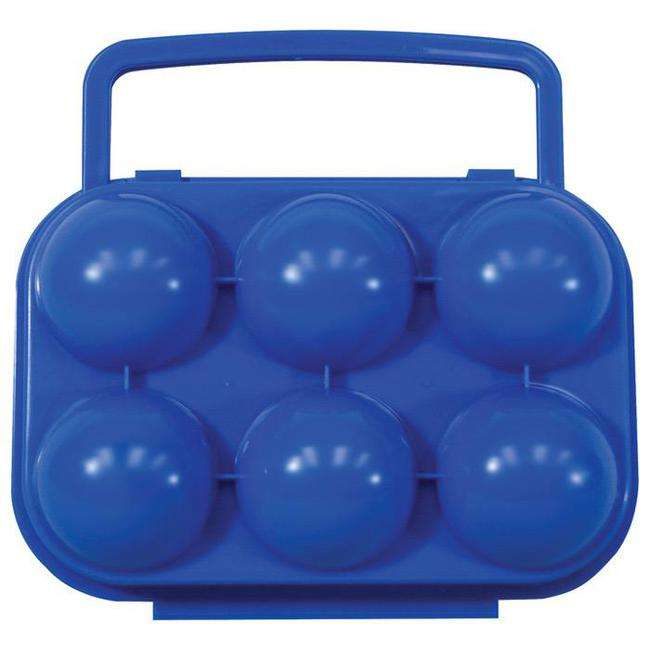 Crush Proof Plastic Egg Carrier At Outdoorshopping