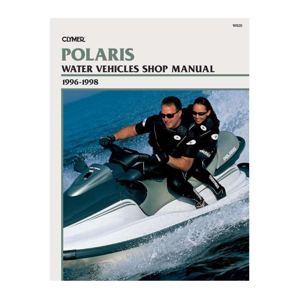 Clymer Polaris Jet Ski & Water Vehicles 1996-1998 - Maintenance & Tune-Up    OutdoorShopping.com at OutdoorShopping