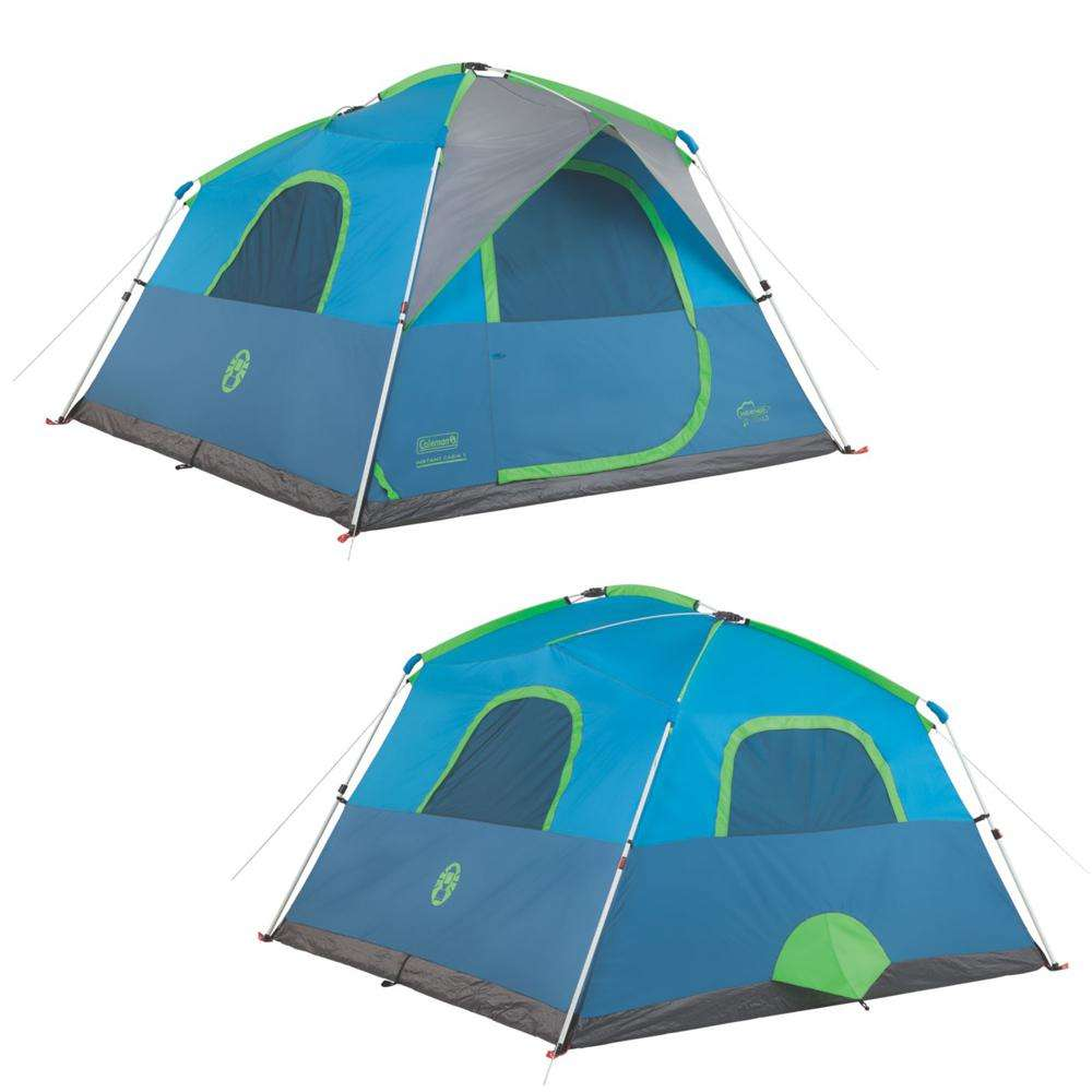 Coleman Signal Mountain 6 Person Instant Tent Polyguard