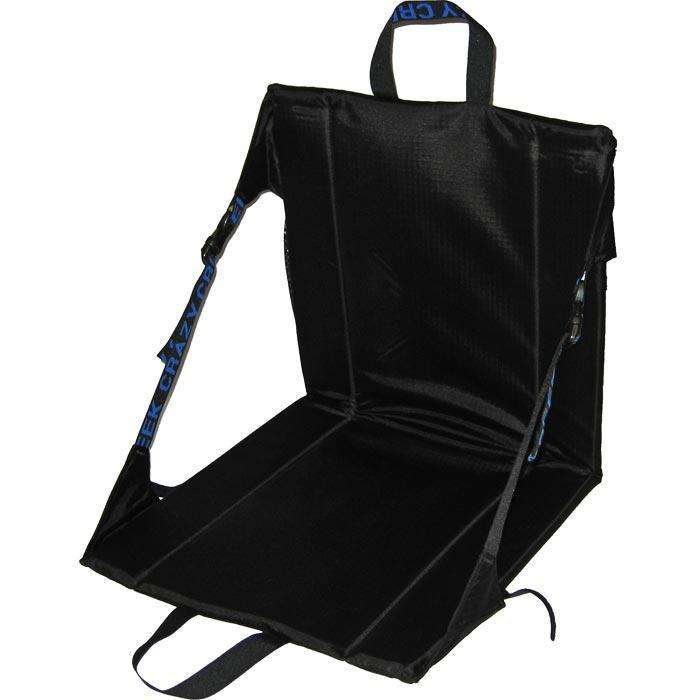 Crazy Creek Black Original Chair Travel Versatile