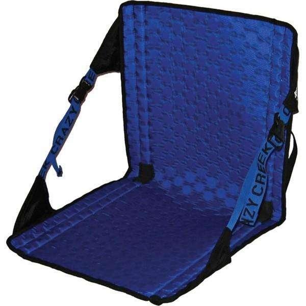 Crazy Creek Black Royal Blue Hex 2 0 Original Packable