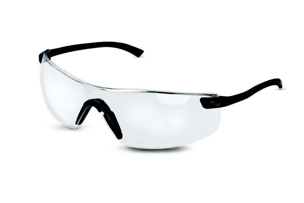 c0753000d Mossy Oak Black/Clear Coldwater Shooting Glasses - Filters 99% Of Harmful  UV Ray at www.outdoorshopping.com