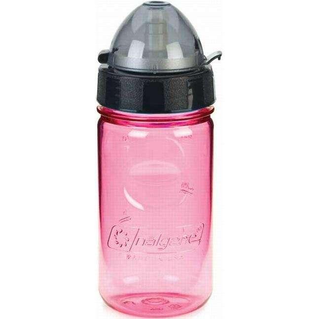 Nalgene Pink w/Atb Lid Mini-Grip Water Bottle 12 Ounce ...