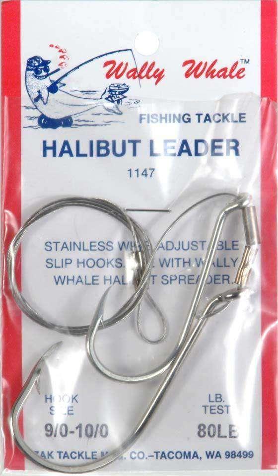 Zak Tackle Halibut Leader