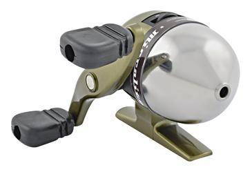 SOBEND  South Bend Microlite Spincast Reel - 1 ball bearing drive, Pre-spooled w/line