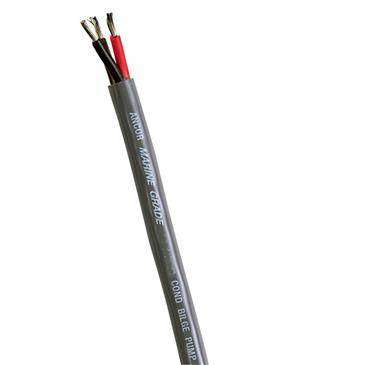 Ancor Bilge Pump Cable 14/3 STOW-A Jacket 3x2MM 100' - Water Resistant Jacket