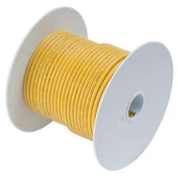 Ancor Yellow 2/0 AWG Tinned Copper Battery Cable 50' - Ultra Flexible (Type 3)