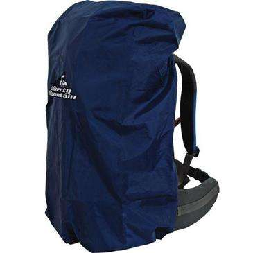 Assorted Color Backpack Rain Cover - Fits