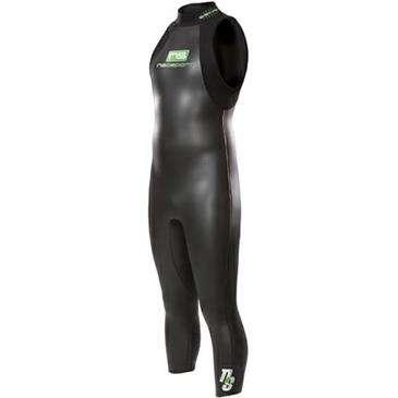 generic Black 5/3MM Triathalon Wetsuit Medium/Med - Beach, Surfing, Water Sports, Unisex