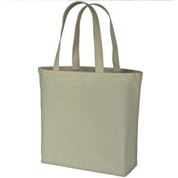 Equinox Flat Tote Bag - Can Be Custom Screened, Grocery, Shopping, Traveling