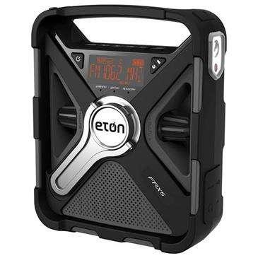 Eton  Frx5 Weather Alert Radio - Alarm Clock, Am/Fm Radio, Noaa Weather Band