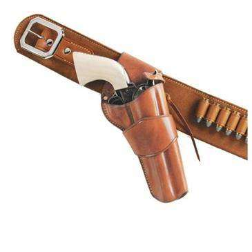 Tan Right Hand 1880'S Holster Crossdraw, Ruger -  45 Vaquero 4 5/8