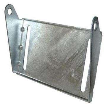 "C.E._Smith Galvanized Panel Bracket 8"" - Use With 5/8""Dia. X 8-7/8"" Roller Shaft"