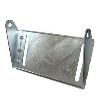 """C.E._Smith Galvanzied Panel Bracket 12"""" - Use With 5/8""""Dia. X 13"""" Roller Shaft"""