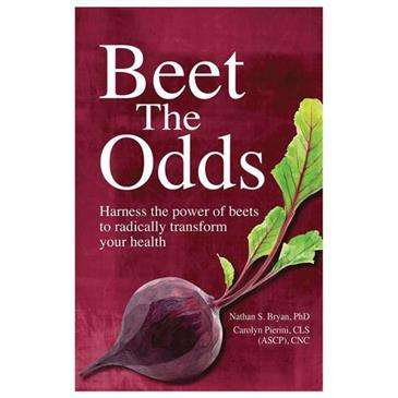 Humann Human Beet The Odds Book - Examines The Vast Health Benefits Of The Beet
