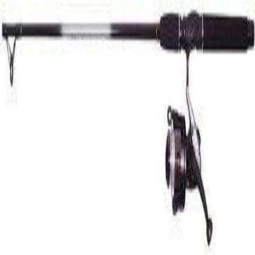Master Rod 2 Piece Medium Spin Combo 7' - 655 Reels w/Line, Fold Down Handle