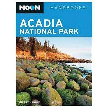 Moon Moon Acadia Nat Park, 5Th Ed