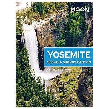 Moon Moon Yosemite,Sequoia,Kngs Cny