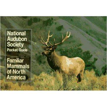 Random House National Audubon Society Pocket Guide - Familiar MaMMals Of North America