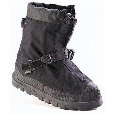 Neos Black Voyager Medium - Universal Design & Fit w/Adjustable Velcro Cuff