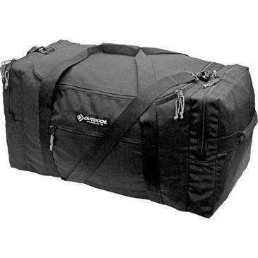 dbc7a14d58 Outdoor Products Black Mountain Duffle Bag Large - Gym Travel Work ...