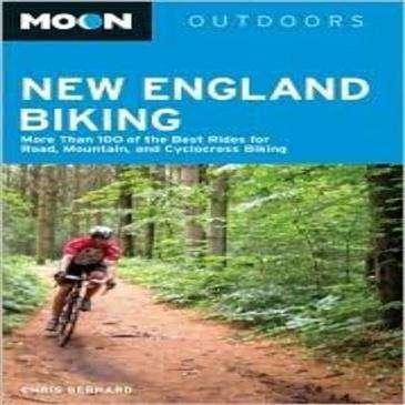 Moon Perseus Lockbox New England Biking: 100 Best