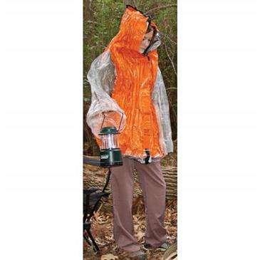 persys medical orange blizzard survival jacket cold weather