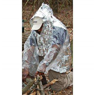 persys medical silver blizzard survival jacket cold weather