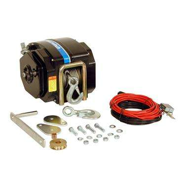 Powerwinch 712A Trailer Winch - Pulley Block For Double Line Applications
