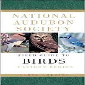 Random House Audbon Field Guide: Eastern Birds - llustrated w/Full Color