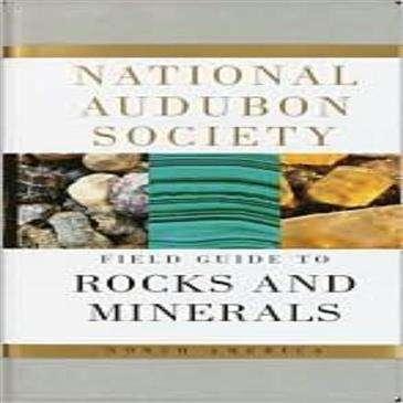 Random House Audbon Field Guide: Rock Minarels - Perfect For Mountain Climber