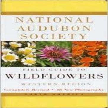 Random House Audbon Field Guide: Wildflowers Western - llustrated w/Full Color