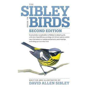 Random House Sibley Guide To Birds, 2Nd Ed