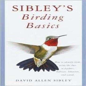 Random House Sibley'S Birding Basics