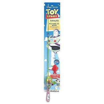 Shakespeare Toy Story Fishing Kit 2'6'' - All In One Rod & Reel w/Line
