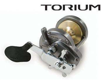 SHIMAN o Gunmetal Torium Conventional Reel - High Efficiency Gearing