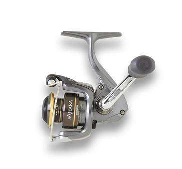 SHIMAN o Sahara 500 Fe Spin Front Drag Clam Reel - Approved For Use In Saltwater