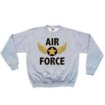 Fox Outdoor Air Force Wings Crewneck Sweatshirt