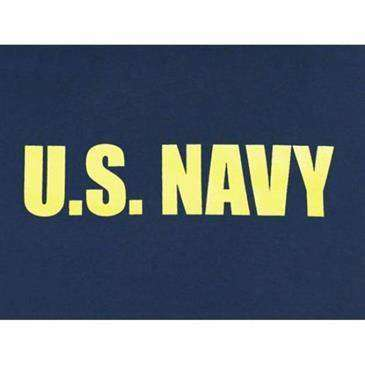 Fox Outdoor Baby RibbedU.S Navy Women'S Short T-Shirt