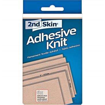 Spenco 2nd Skin Adhesive Knit - Highly Breathable & Helps Prevent Blisters