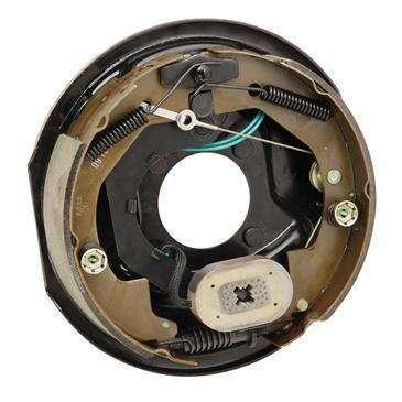 """Tekonsha Brake Assembly Left Hand, 10"""" x 2-1/4"""" , Self-Adjusting - High Quality"""