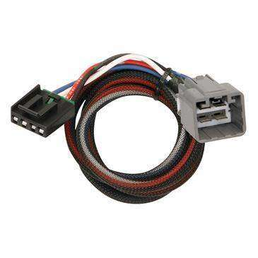 Powerwinch Tekonsha Brake Control Wiring Adapter Compatible W/2 Plug, Dodge, RAM,  Jeep