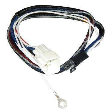 Tekonsha Break Control Wiring Adapter - 2 Plug, Toyota 2014-2015 4Runner