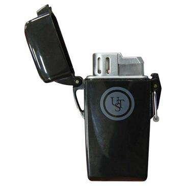 Ultimate Survival Floating Lighter Black