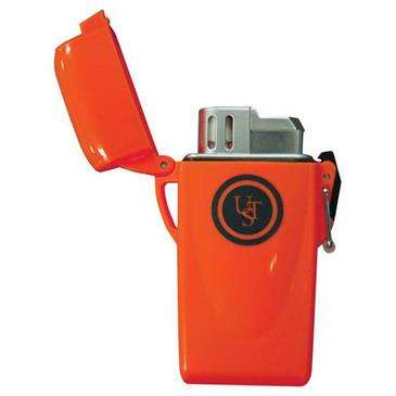 Ultimate Survival Windproof Floating Butane Lighter