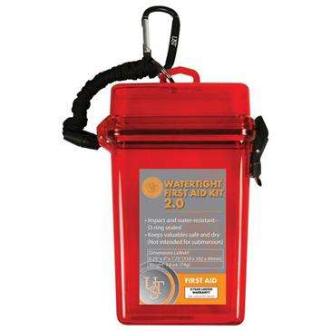 Ultimate Survival Watertight First Aid Kit 2.0 - Made Of High-Impact Plastic