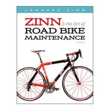 Velopress Zinn & Art Of Road Bike Maintenance 4ED - Emergency Repairs/Wheels