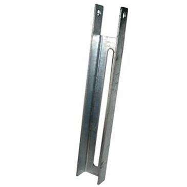 "C.E._Smith Vertical Bunk Bracket Smooth 12-5/8"" - 11 Gauge Materical, Galvanized Finish"