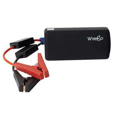 Weego Jump Starter Battery+ Hd - Charges Your Phone, And Fits In Your Pocket